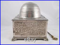 1892 cast iron mechanical bank beehive Piqua, Ohio Arthur Colton Detroit