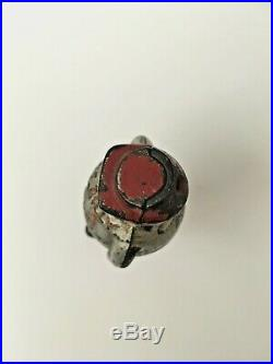 1906 Hubley Original Billy Bounce Give Billy A Penny Cast Iron Still Coin Bank