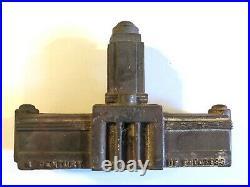 1933 Century Of Progress Arcade Cast Iron Bank Sears Building Chicago RARE