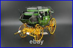 1/16 Franklin Post Cash Carriage Wells Fargo Bank Carriage Model Out of Print
