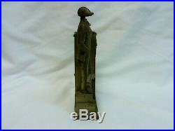 Andy Gump Cast Metal Still Bank With Insert