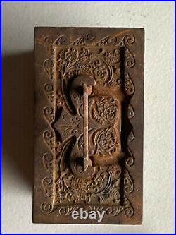 Antique 1905 J & E Stevens Cast Iron Bank Kodak Camera Box Coin NO KEY repair
