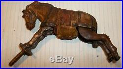 Antique CAST IRON Mechanical BANK-always did spise a mule-J&E STEVENS