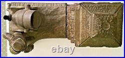 Antique Cast Iron Artillery Bank, Pat. May 31, 1892