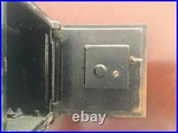 Antique Cast Iron Still Bank Royal Safe Deposit Henry Hart Co