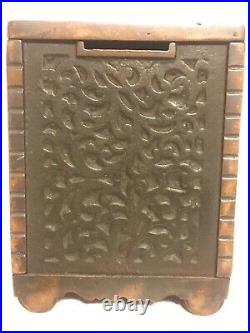 C. 1902-1932 Kenton The Bank of Industry Copper Electroplate Bank