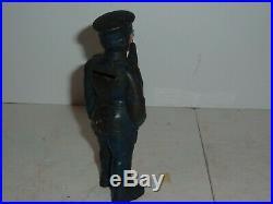 Cadet Still Bank Cast Iron 5-3/4 Inch