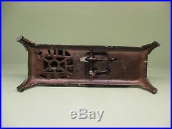 Cast IronDENTIST BANK VERY RARE Mechanical Bank Original Antique Americana Toy
