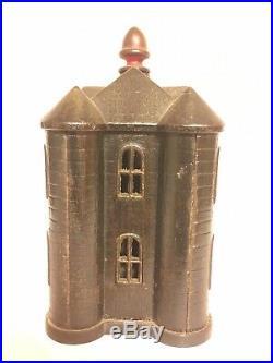 Cast IronVilla Bank 1894