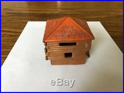 Cast Iron Fort Mount Hope Still Bank Rated D, Moore #1189