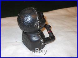 Cast Iron Jolly Nig Mechanical Bank Made By Shepard Hardware Co. Buffalo Ny
