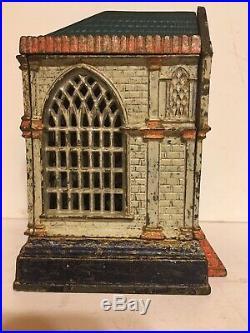 Cast Iron Multiplying Bank 1883