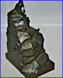 Circa 1800's Dordrecht Cast Iron Still Bank Moore #971 Rated D $800-$1,200