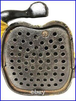 Circa 1922 John Harper Dinah Cast Iron Mechanical Bank NO RESERVE