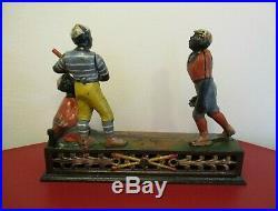 DARKTOWN BATTERY Mechanical Bank