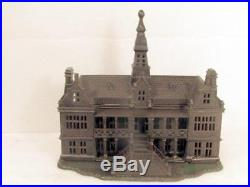 Highly Detailed Cast Iron Palace Bank By Ives Circa 1885