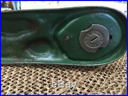 J. & E. Stevens Company Cast Iron Creedmoor Original Mechanical Bank