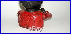 Jolly N' Bank Cast Iron Mechanical Bank J. Harper, England NO RES (DAKOTApaul)