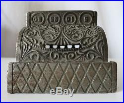 Junior Cash Register (small) Vintage Cast Iron Bank, J & E Stevens