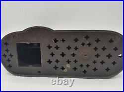 Kyser & Rex Antique Rare 1883 Lion & Monkeys Mechanical Cast Iron Bank