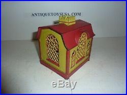 Magic Bank Original Mechanical Bank Cast Iron