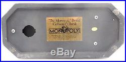 Monopoly Cast Iron Mechanical Bank by Franklin Mint 1996