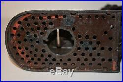 Original Always DID Spise A Mule Cast Iron Mechanical Bank, 1879, No Reserve