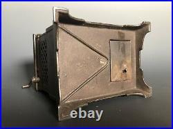 Original Antique Cast Iron Organ Mechanical Bank Toy By Kyser & Rex C. 1882