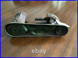 Original Cast Iron CREEDMOOR Mechanical Bank by J & E Stevens c 1877