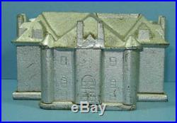 Price Cut 1935 Old Adm Bld Bethel College Cast Iron Bank Guaranteed Orig CI 790