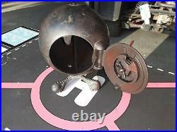 Rare Kenton The Globe Cast Iron Still Bank Ball Claw Feet Combination Mechanical