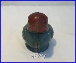 Rare Vintage Kenton Cast Iron Duck Still Bank