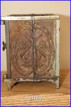 Security Safe cast iron safe bank