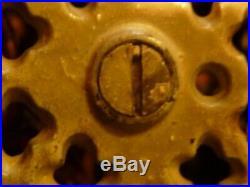 Tammany Cast Iron Mechanical Bank