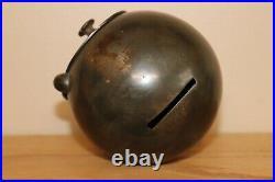 The Globe cast iron safe bank