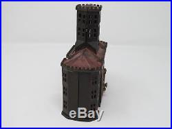 Tower Bank 1890 Combination Safe Kyser & Rex Cast Iron Working Lock & Combo