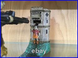 William Tell Mechanical Bank by J. E. Stevens